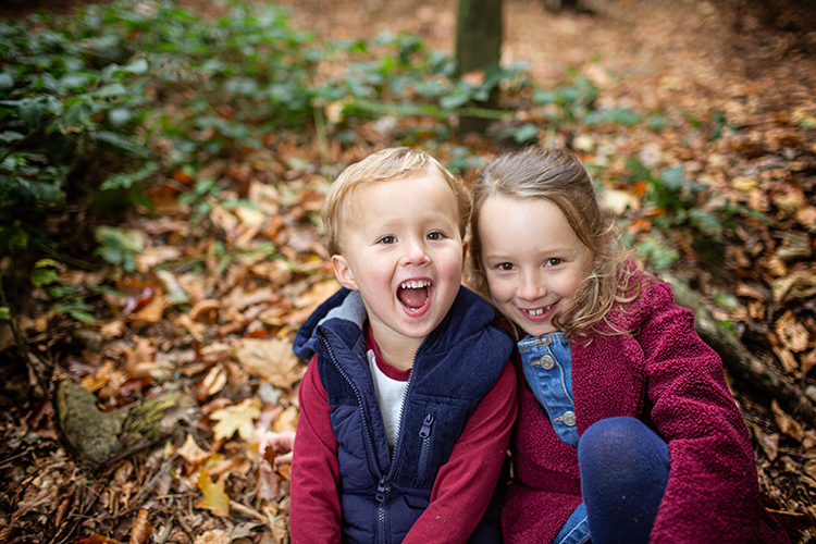 Lickey Hills Family Portrait Session