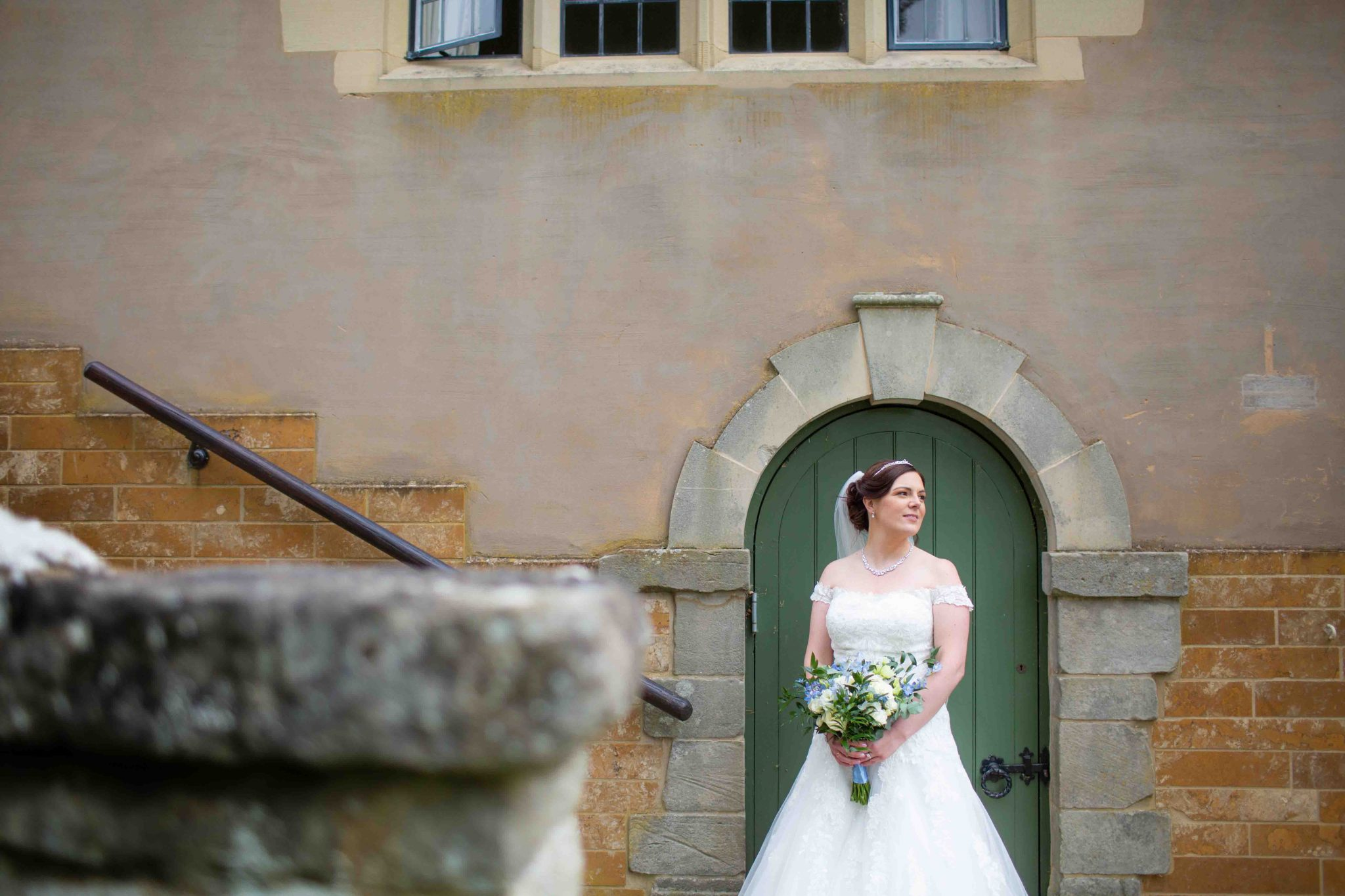 Wedding Photography at Mallory Court.