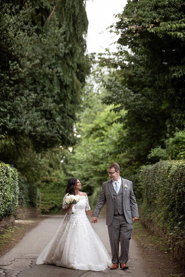 Wedding photography at Bredenbury Court Barn.