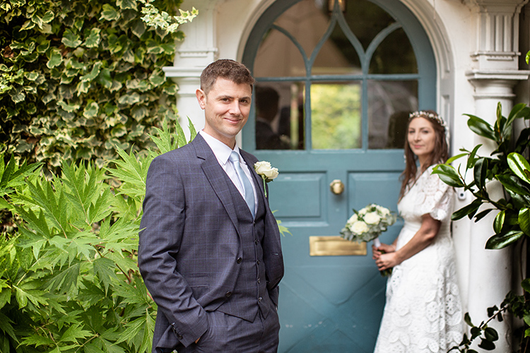 Wedding photography at The Old Rectory.