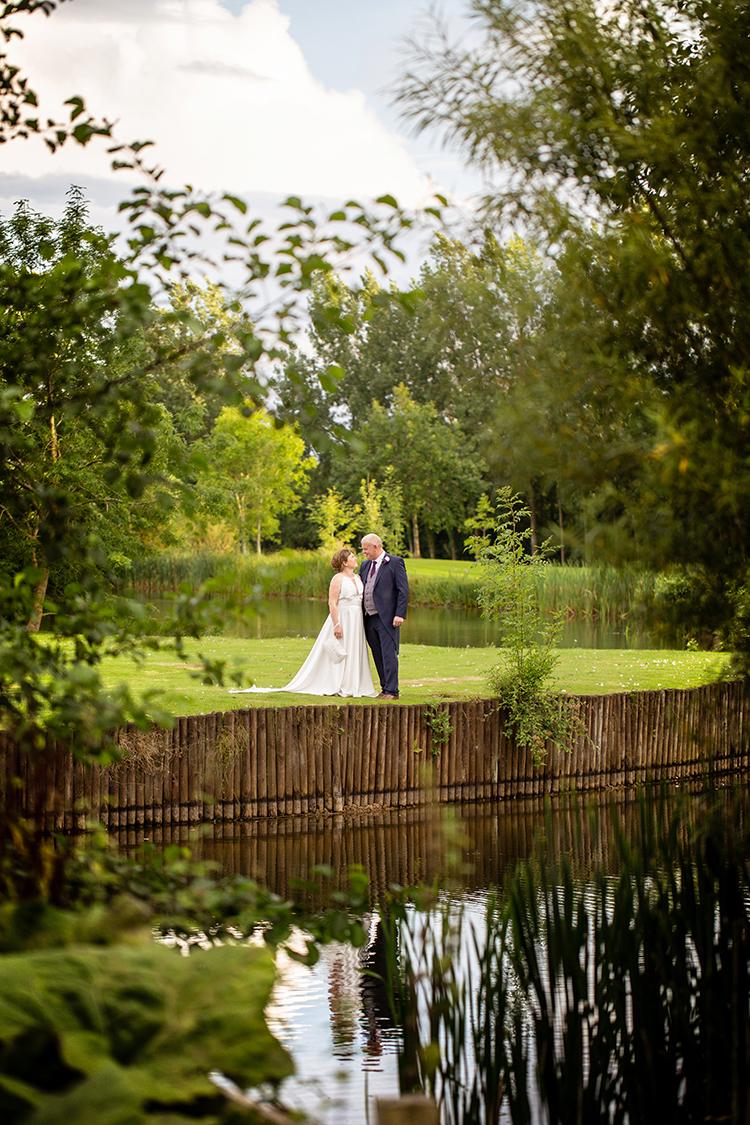 Amy & Richard's wedding photography at Ardencote Manor.