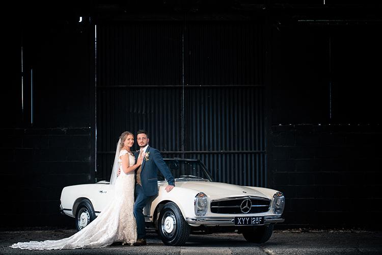 Wedding Photography at Curradine Barns